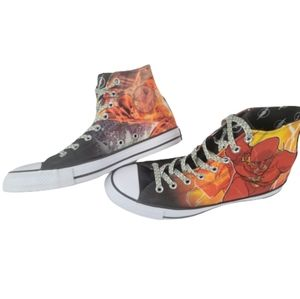 Converse All Star DC Comics Rebirth The Flash